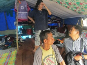 Tent-to-Tent Visitation
