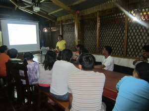 Gospel Seminar in Isabela