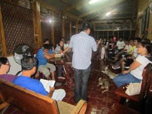 Bible Training 1b in Isabela