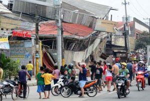 Visayas Quake