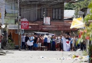 APTOPIX Philippines Rebel Standoff