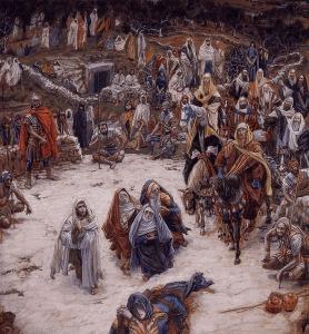 Crucifixion Asseenfromthecross-vi